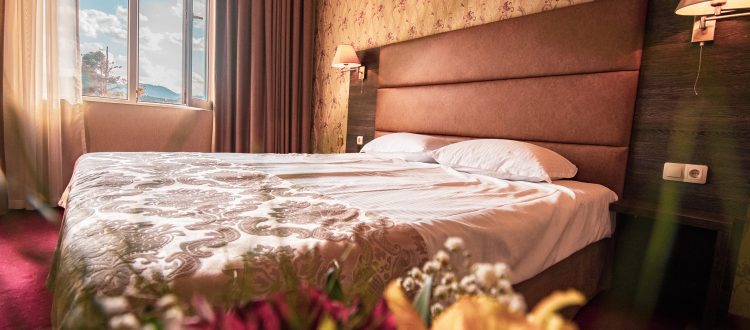 красива хотелска стая