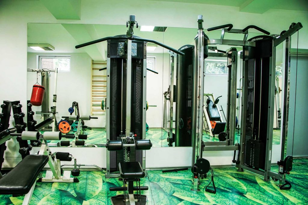 фитнес тежести